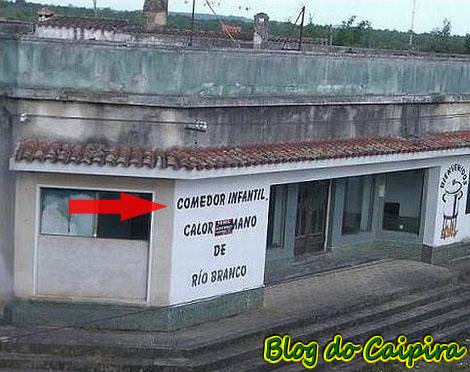 Blog do caipira site de humor blog de humor humor for Comedor infantil