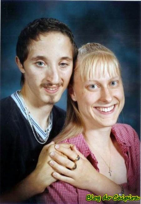 casamento de feios