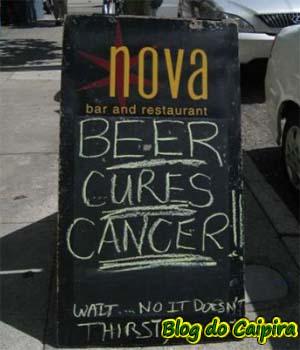 cerveja medicinal