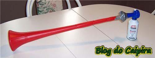 vuvuzela do capeta