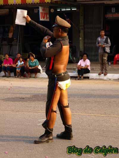 14 Maneiras de irritar um guarda de trânsito