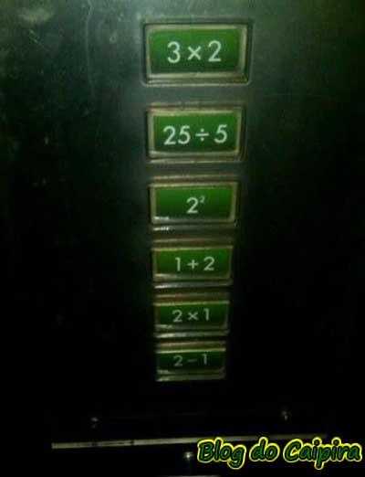 botão com formula matemática