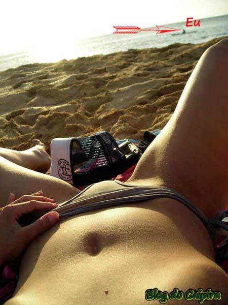 caiaque no mar