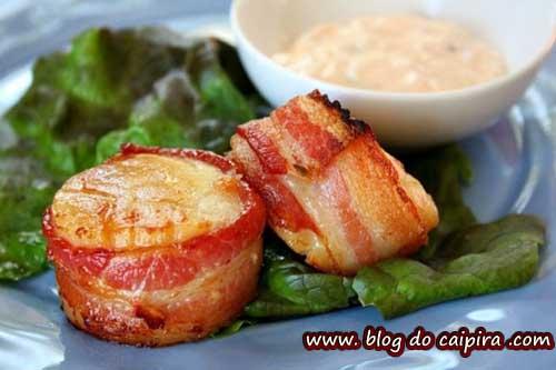 bacon exclua da dieta