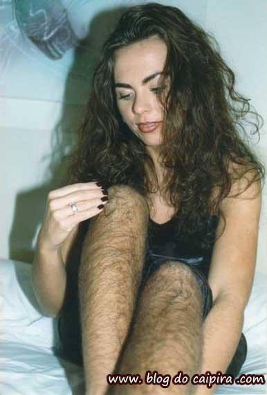 фото волосатой девушки