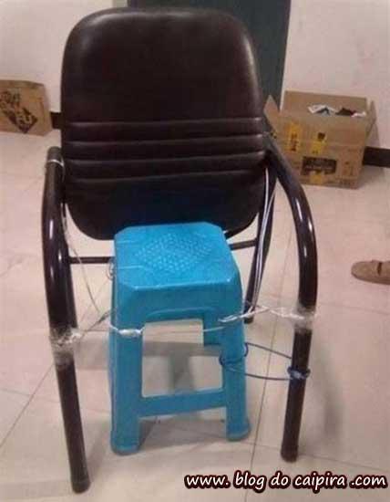 cadeira customizada