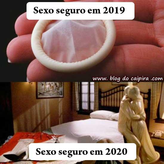 sexo seguro em 2020